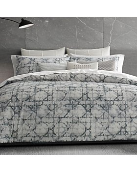 Vera Wang - Layered Geometric Bedding Collection