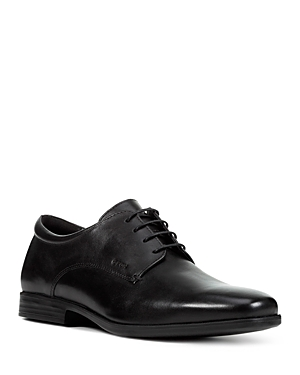 Geox Men\\\'s Calgary Leather Oxfords