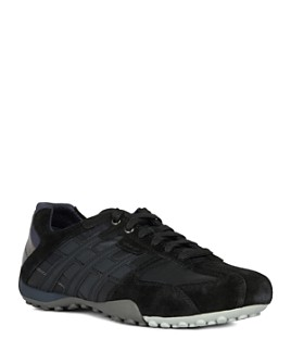 Geox - Men's Snake Lace-Up Sneakers