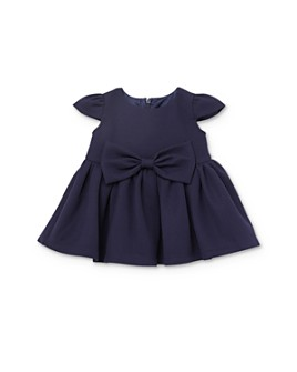 Bardot Junior - Girls' Polly Textured Bow Dress - Baby