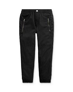 Ralph Lauren - Boys' Solid Jogger Pants - Little Kid, Big Kid
