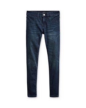 Ralph Lauren - Girls' Aubrie Denim Leggings - Little Kid, Big Kid