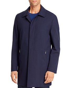 Cardinal Of Canada - Navy Raincoat with Removable Quilted Liner