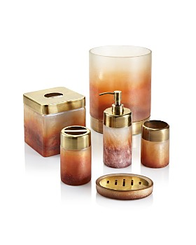Michael Aram - Torched Bath Collection