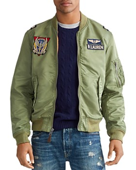Polo Ralph Lauren - Twill Bomber Jacket