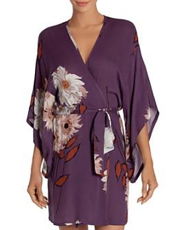 Midnight Bakery - Sunflower Wrap Robe