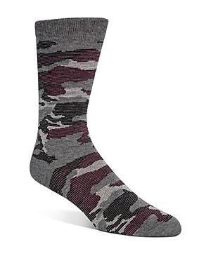 Cole Haan Socks CAMOUFLAGE-PRINT SOCKS