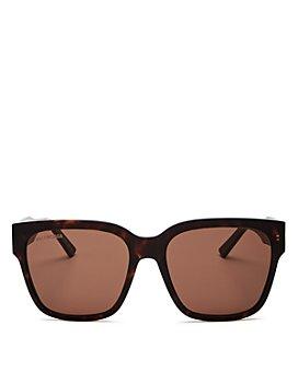 Balenciaga - Women's Square Sunglasses, 55mm