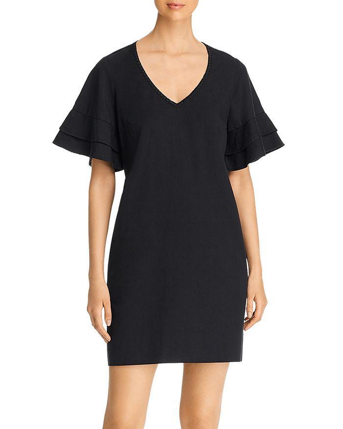 Tommy Bahama - Lanailette Flutter-Sleeve Shift Dress