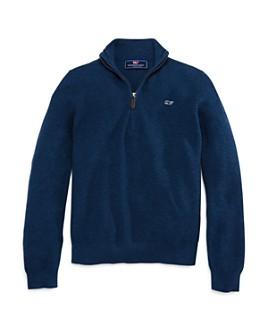 Vineyard Vines - Boys' Half-Zip Sweater - Little Kid, Big Kid