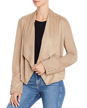 Jack by BB DAKOTA - Flip The Stitch Faux Suede Jacket