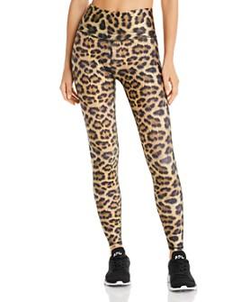 Terez - Leopard Print Leggings