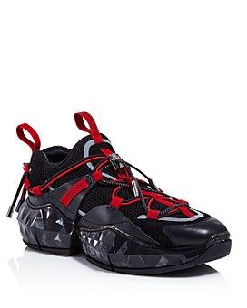Jimmy Choo - Women's Diamond Trail Low-Top Sneakers