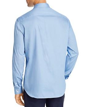 Armani - Diamond Print Regular Fit Sport Shirt