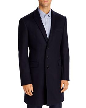 Armani - Wool & Cashmere Classic Fit Overcoat