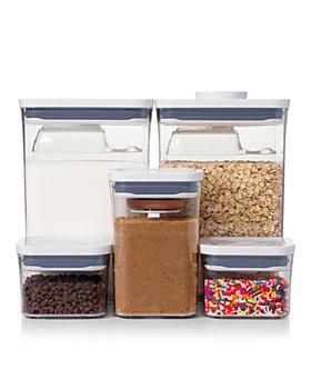 OXO - Good Grips 8-Piece Baking Essentials POP Container Set