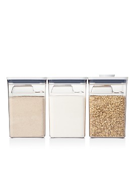 OXO - Good Grips 6-Piece POP Container Bulk Set