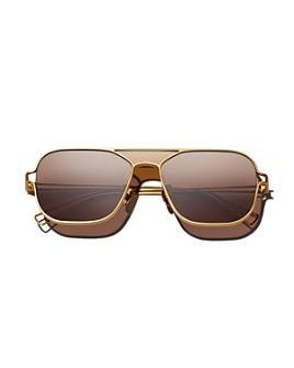 PROJEKT PRODUKT - x Rejina Pyo Women's Aviator Sunglasses, 58mm