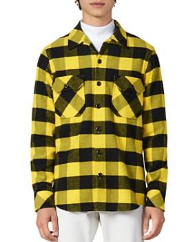 Sandro - Lumber Buffalo Check Shirt