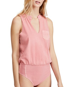 Free People - In Your Pocket Bodysuit