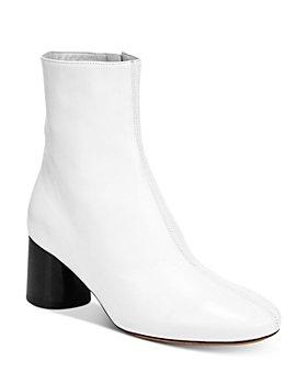 Vince - Women's Tasha Block Heel Booties