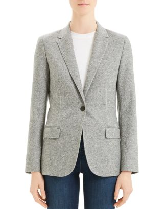 single-breasted-blazer by theory