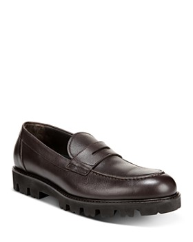 Vince - Men's Comrade Leather Penny Loafers