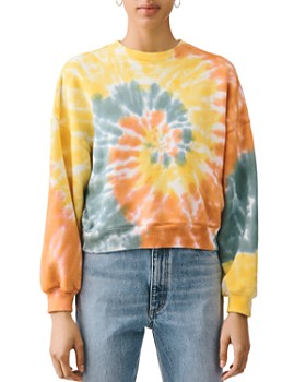 AGOLDE - Dolman-Sleeve Pullover Sweatshirt