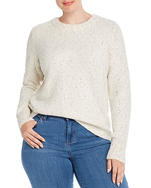 Vero Moda Curve Akua Marled Sweater