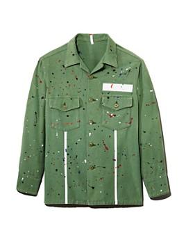 Purple Brand - Fatigue Regular Fit Shirt Jacket