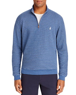Johnnie-O - MMB Sawce Funnel Neck Half-Zip Sweater