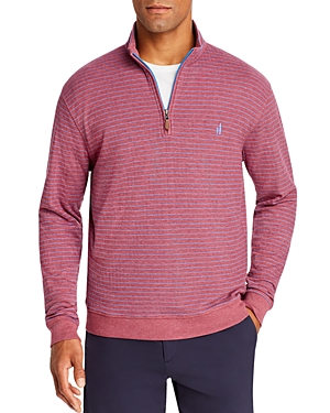 Johnnie-O T-shirts EMMETT HALF-ZIP SWEATSHIRT