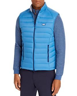 Johnnie-O - Hudson Packable Puffer Vest