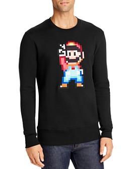 Bricktown - x Nintendo Mario Peace Sweatshirt