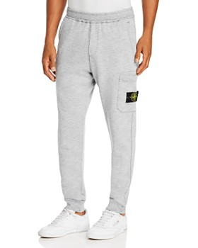 Stone Island - Fleece Track Pants