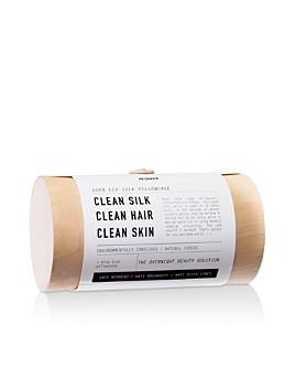 NIGHT - Clean Silk Pillowcase, Standard