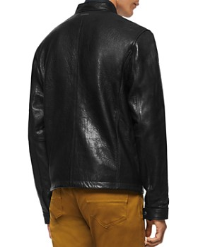 Andrew Marc - Cumberland Leather Moto Jacket