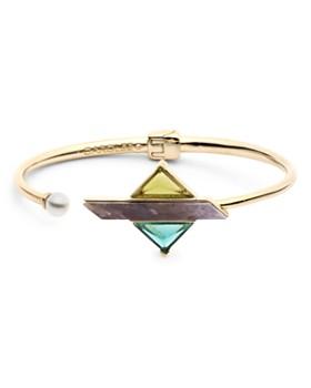 Carolee - Open Hinge Cuff Bracelet
