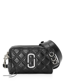MARC JACOBS - Softshot 21 Quilted Crossbody