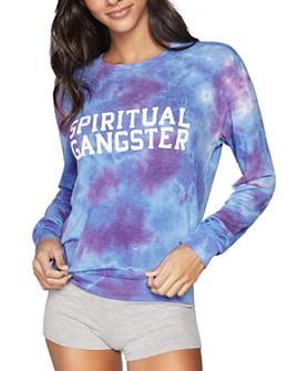 Spiritual Gangster - Savanna Tie-Dye Sweatshirt