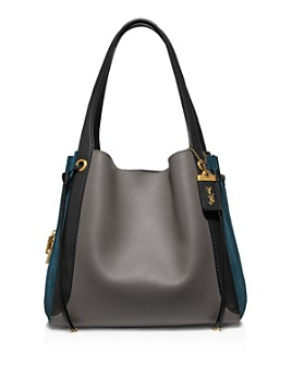 COACH - Harmony Color-Block Hobo