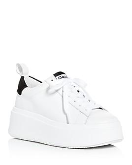 Ash - Women's Moon Low-Top Platform Sneakers