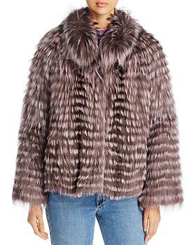 Maximilian Furs - Reversible Fox Fur Jacket - 100% Exclusive