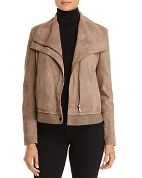 Bagatelle - Faux-Suede Jacket
