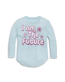 CHASER - Girls' I Am The Future Tee - Little Kid, Big Kid