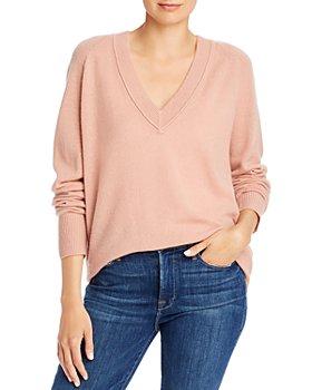 Equipment - Madalene Cashmere V-Neck Sweater
