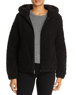 Marc New York - Teddy Zip Hoodie