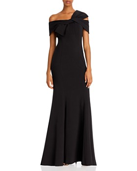 Eliza J - Off-the-Shoulder Bow Gown