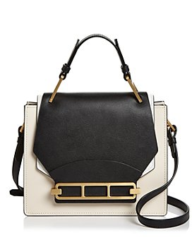 ZAC Zac Posen - Katie Color-Block Satchel
