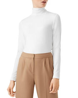 HOBBS LONDON - Mischa Turtleneck Top